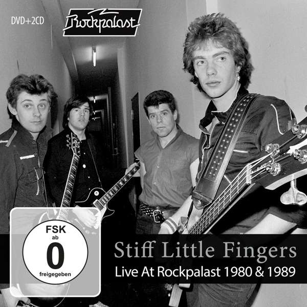 Live At Rockpalast 1980 & 1989 - Stiff Little Fingers - Musik - MADE IN GERMANY - 0885513901026 - June 25, 2021