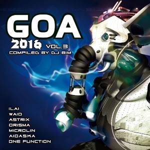 Goa 2016 - 3 - V/A - Musik - YELLOW SUNSHINE EXPLOSION - 5028557138026 - 1/7-2016