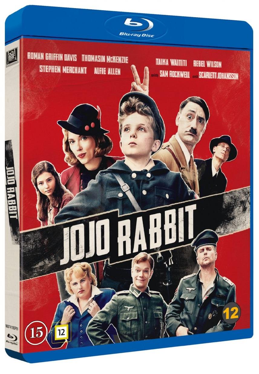 Jojo Rabbit -  - Film -  - 7340112752026 - June 2, 2020