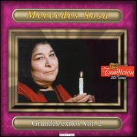 Grandes Exitos 2 - Mercedes Sosa - Musik - DBN - 0044001646027 - 14/12-2004
