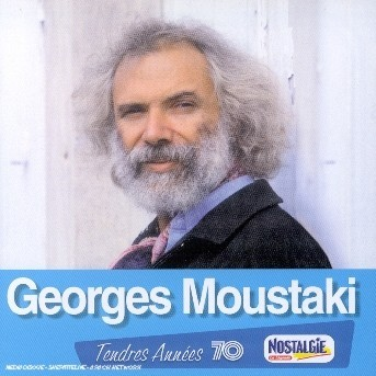 Tendres Annees - Georges Moustaki - Musik - UNIVERSAL - 0044007602027 - 27/5-2004