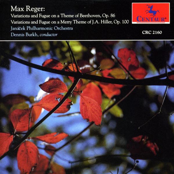 Variations - Beethoven / Hiller - Musik - CENTAUR - 0044747216027 - 30/4-2014