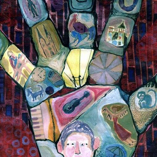 Med Mjolad Hand / with Floury Hand - Lars Hollmer - Musik - CUNEIFORM REC - 0045775034027 - 8/5-2012