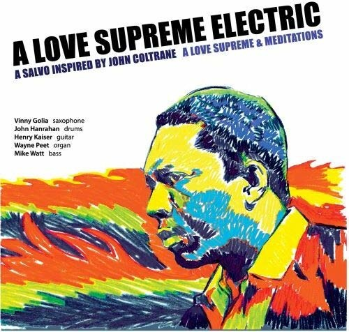 Love Supreme Electric - V/A - Musik - CUNEIFORM REC - 0045775047027 - 13/11-2020