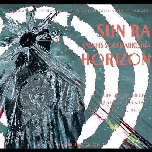 Horizon - Sun Ra - Musik - RER - 0752725025027 - January 16, 2009