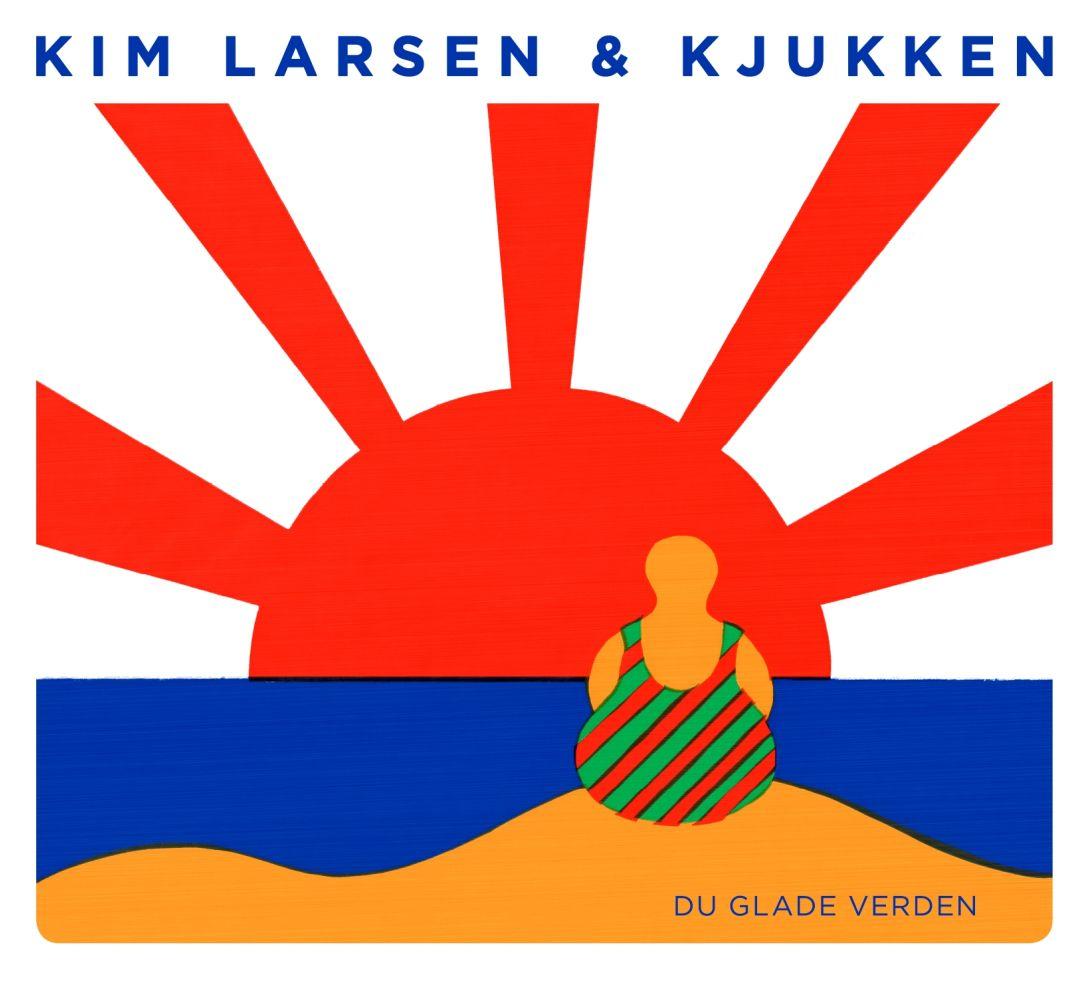 Du Glade Verden - Kim Larsen - Musik - CAPITOL - 5099968205027 - 19/11-2012