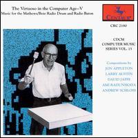 Cdcm Computer Music 15 / Various - Cdcm Computer Music 15 / Various - Musik - Centaur - 0044747219028 - 17/3-1995