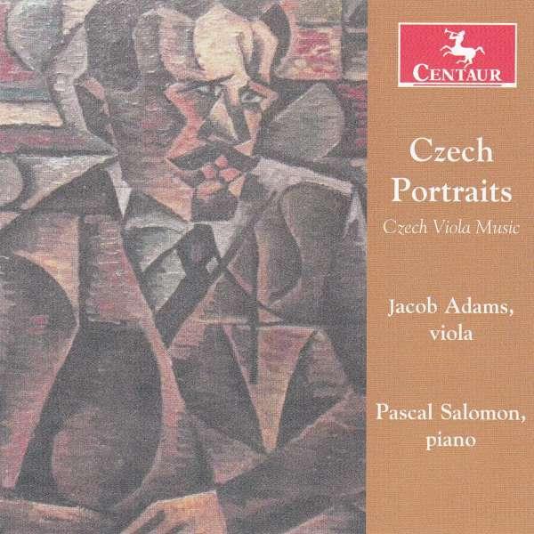 Czech Portraits - Janacek,leos / Adams,jacob / Salomon,pascal - Musik - CAV - 0044747347028 - May 13, 2016