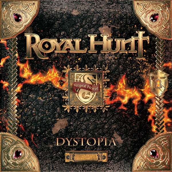 Dystopia - Royal Hunt - Musik - NORTHPOINT PRODUCTIONS - 0195448852028 - 23/4-2021