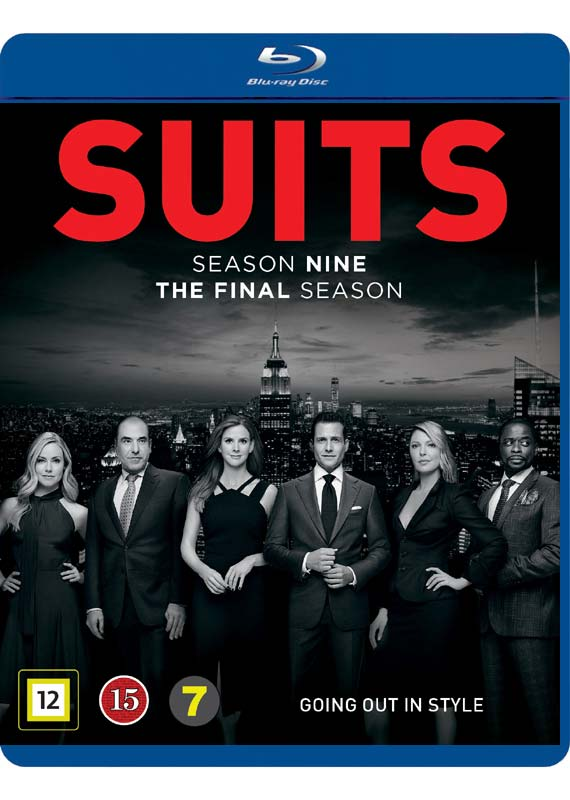 Suits - Season 9 - Suits - Film -  - 5053083211028 - 6/4-2020