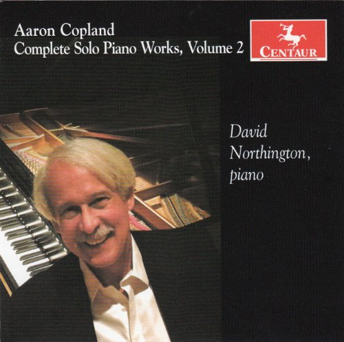Complete Solo Piano Works 2 - David Northington - Musik - CENTAUR - 0044747324029 - 15/10-2012
