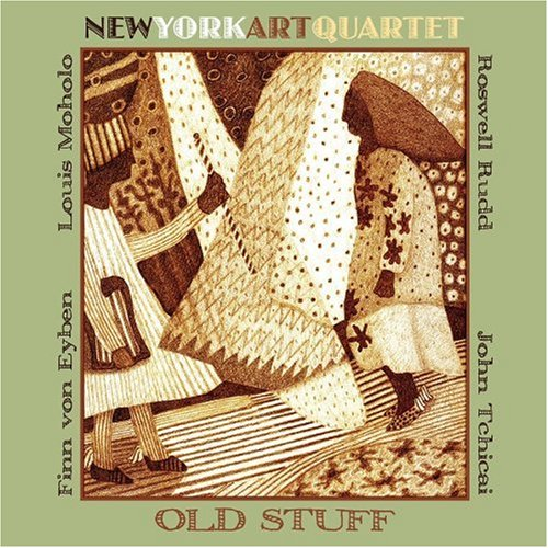 Old Stuff - New York Art Quartet - Musik - CUNEIFORM REC - 0045775030029 - 2/2-2010