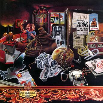 Overnite Sensation - Frank Zappa - Musik - UNIVERSAL - 0824302385029 - 23/8-2012
