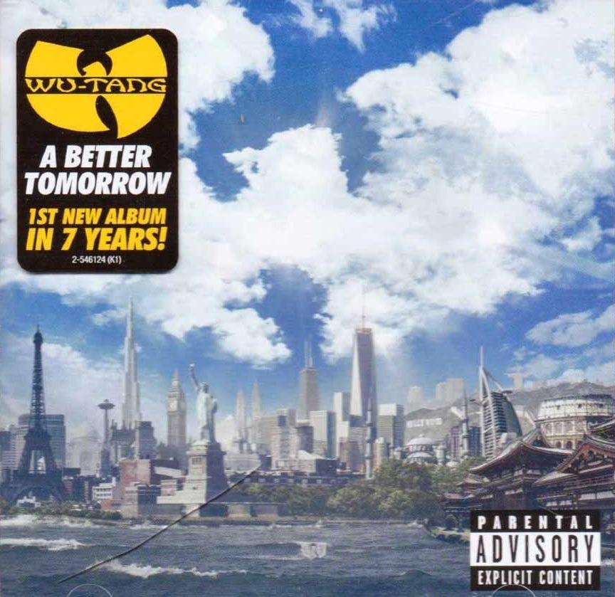 A Better Tomorrow - Wu-tang Clan - Musik - MIS - 9397601002030 - 2014