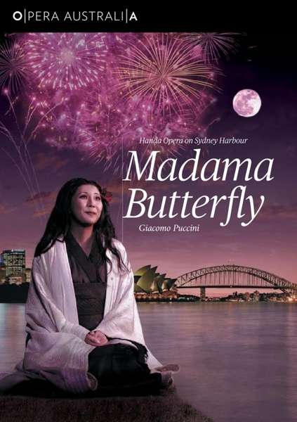Madama Butterfly - Giacomo Puccini - Film -  - 0044007629031 -