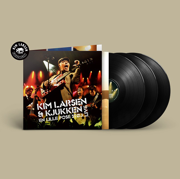 En Lille Pose Støj - Kim Larsen - Musik -  - 5054197085031 - November 27, 2020