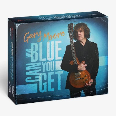 How Blue Can You Get - Gary Moore - Musik - PROVOGUE - 0810020504033 - 30. april 2021