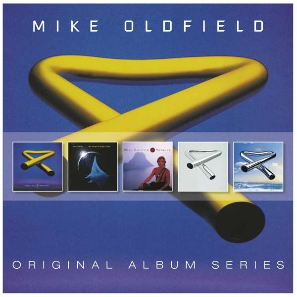 Original Album Series - Mike Oldfield - Musik - RHINO - 0190295911034 - 11. november 2016
