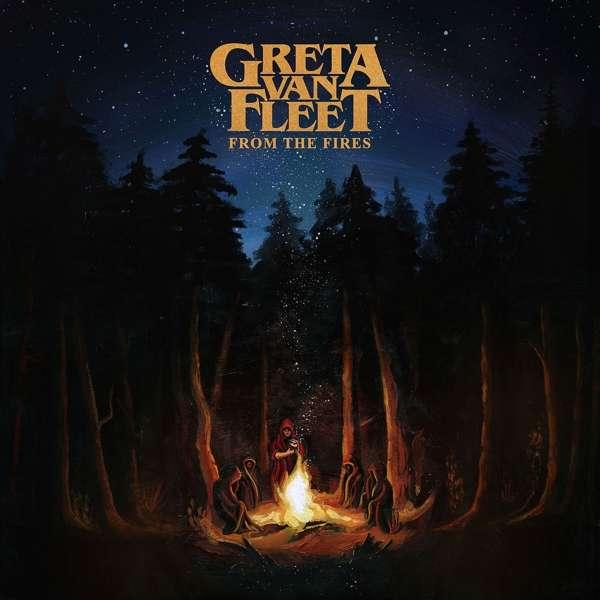 From the Fires - Greta Van Fleet - Musik - REPUBLIC - 0602567126034 - 16/11-2017
