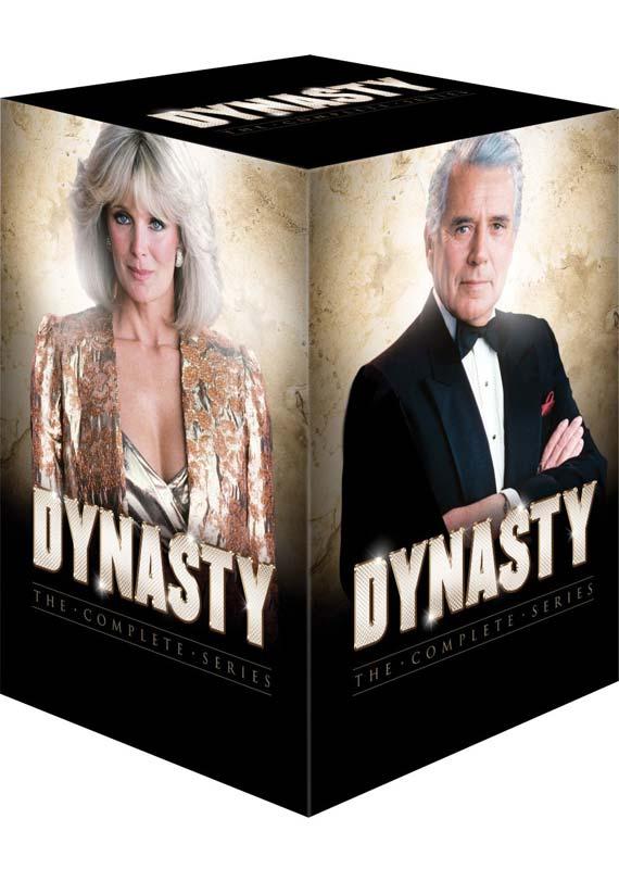 Dynasty - Complete - Dynasty - Film - PARAMOUNT - 5014437144034 - January 28, 2013