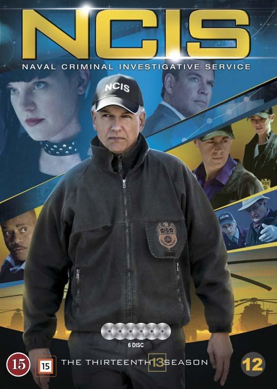 The Complete Thirteenth Season - NCIS - Film -  - 7340112732035 - 1/12-2016