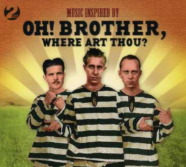 Music Inspired By Oh Brother, Where Art Thou? - V/A - Musik - Hoanzl - 5060143492037 - 14/2-2008