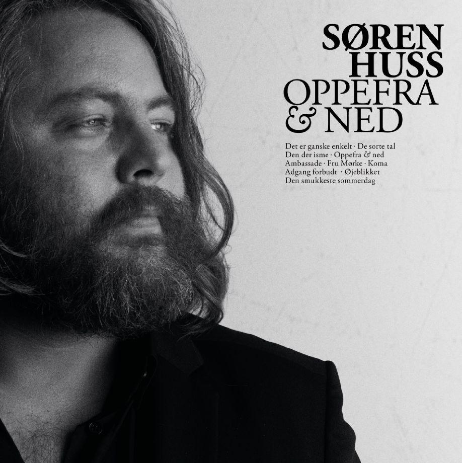 Oppefra & Ned - Søren Huss - Musik -  - 0602537166039 - October 15, 2012
