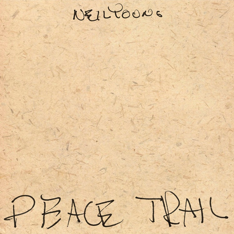 Peace Trail - Neil Young - Musik - Reprise - 0093624915041 - December 9, 2016