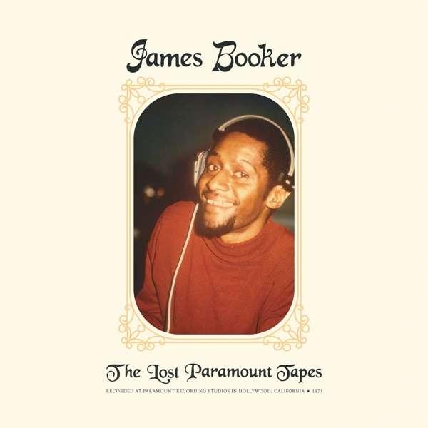 Lost Paramount Tapes - James Booker - Musik - General General - 0752830936041 - November 16, 2018