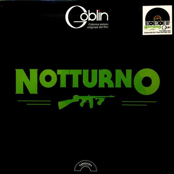 Notturno - Goblin - Musik - AMS - 8016158309041 - April 22, 2017