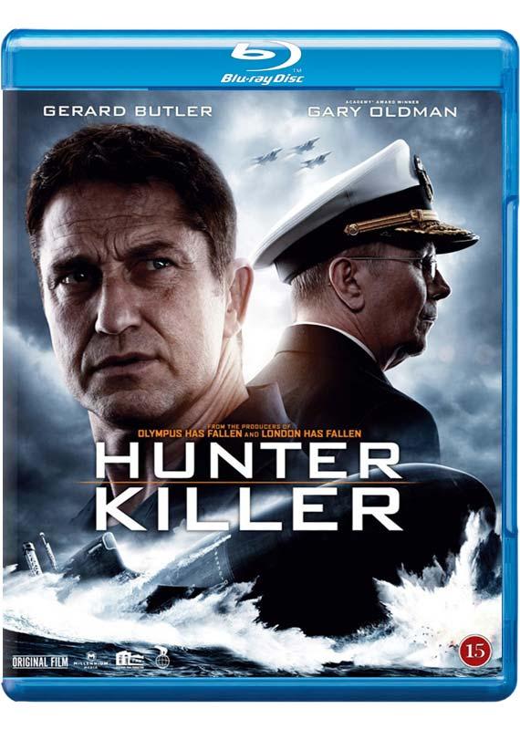 Hunter Killer -  - Film -  - 5708758718042 - May 9, 2019