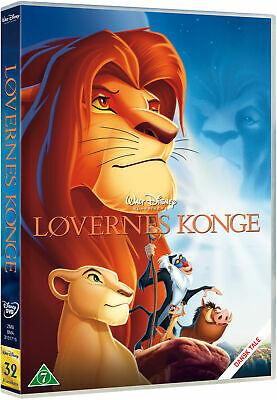 Løvernes Konge (The Lion King) - Disney - Film -  - 8717418307042 - June 25, 2015
