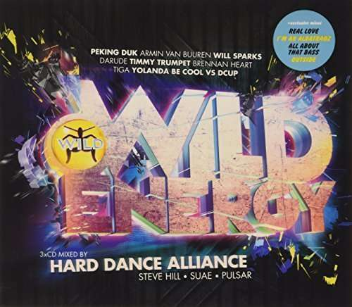 Wild Energy 2015 - V/A - Musik - CENTRAL STATION - 9342977042043 - 13/2-2015
