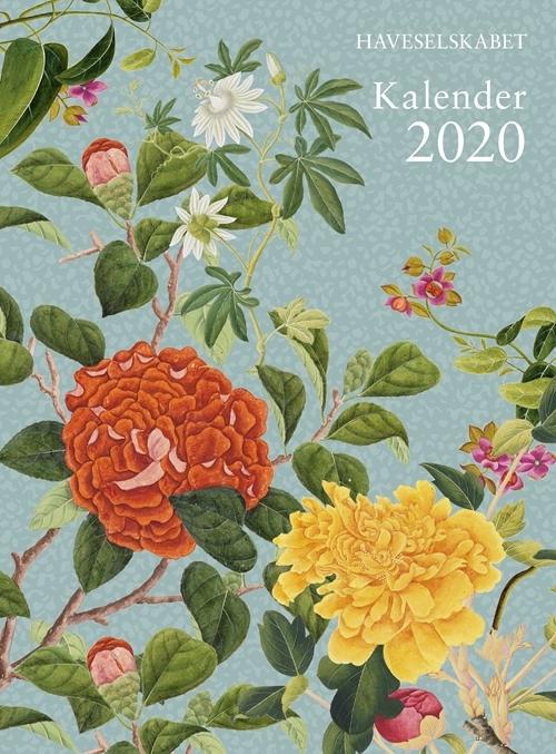 Haveselskabet Kalender 2020 - Gyldendal - Bøger - Gyldendal - 9788702280043 - September 10, 2019