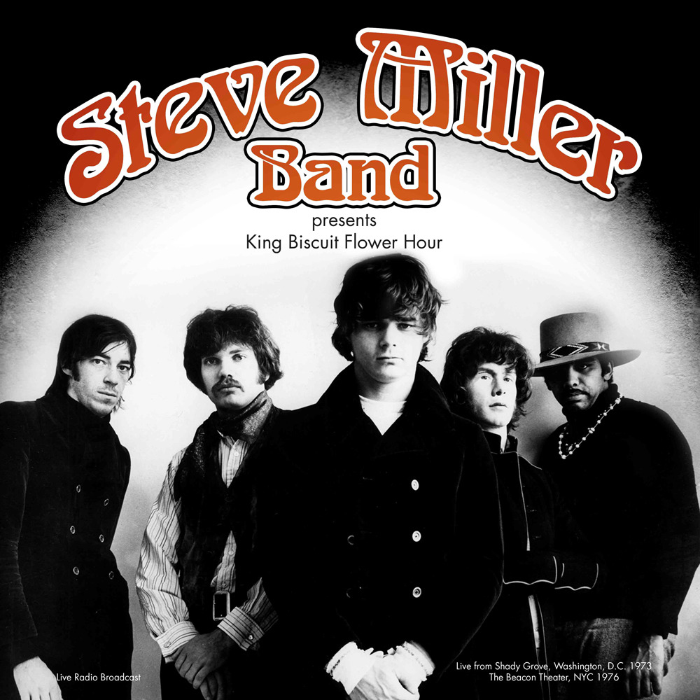 Live Shady Grove Washington 1973 & the Beacon Theater Nyc 1976 - Miller Band Steve - Musik - CULT LEGENDS - 8717662575044 - 1970