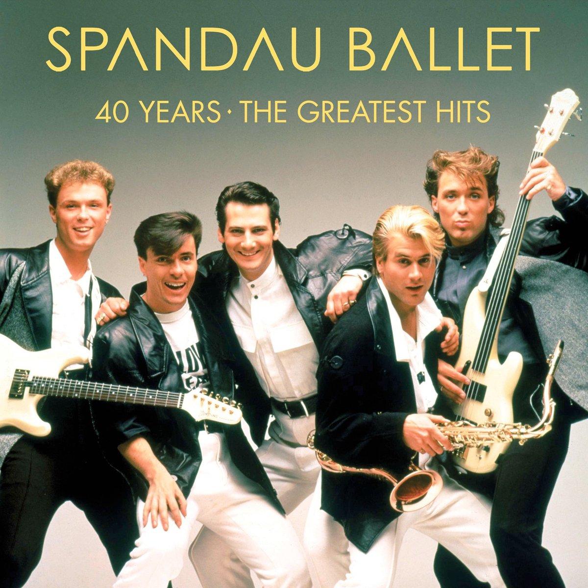 40 Years - the Greatest Hits - Spandau Ballet - Musik - PLG - 0190295200046 - 27/11-2020