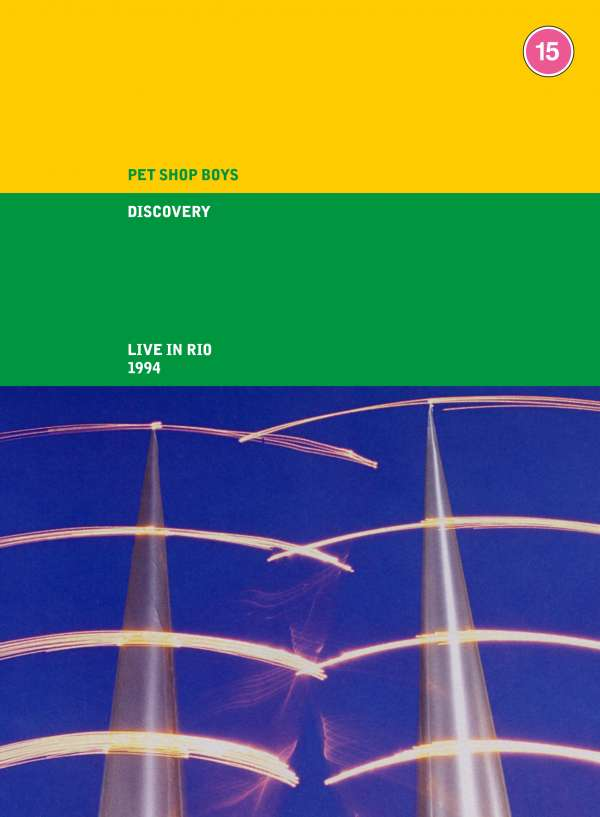 Discovery: Live in Rio 1994 - Pet Shop Boys - Musik - PLG - 0190295162047 - 30/4-2021