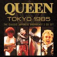Tokyo 1985 - Queen - Musik - HOBO - 0823564032047 - 14/2-2020