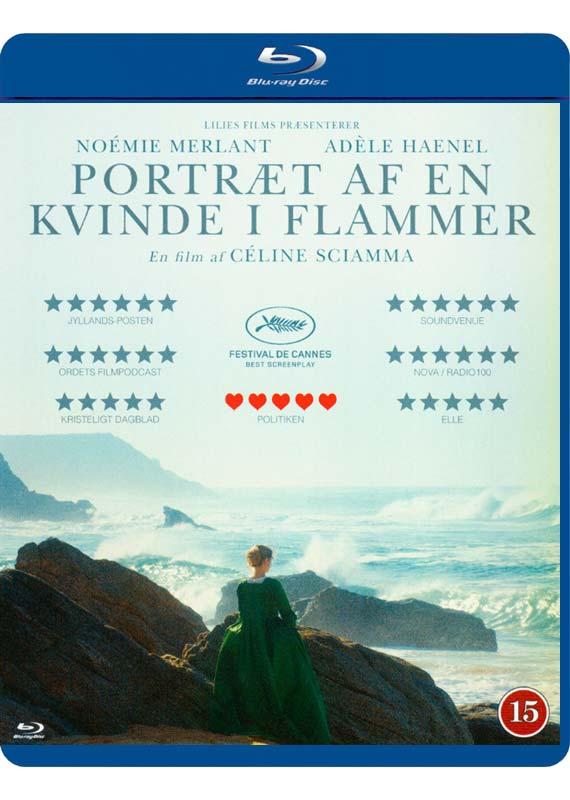 Portræt af en Kvinde I Flammer - Noémie Merlant - Film -  - 5705535065047 - 18/5-2020