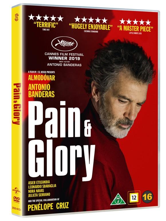 Pain and Glory / Smerte og ære -  - Film -  - 5706169003047 - 13. februar 2020