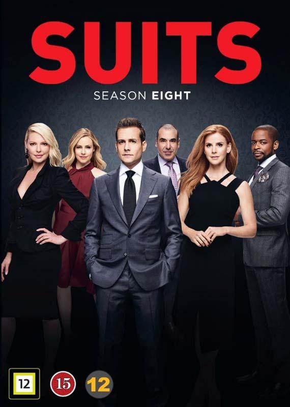 Suits - Season 8 - Suits - Film -  - 5053083194048 - 11/7-2019