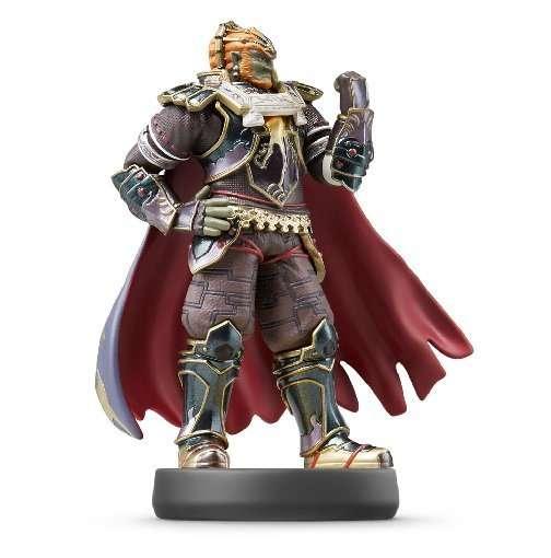 Amiibo Smash Ganondorf,41,figur.1072366 - Multi - Bøger -  - 0045496353049 -