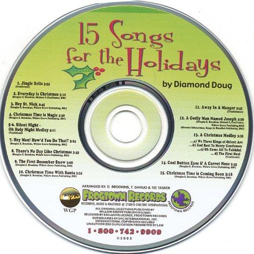 15 Songs for the Holidays - Diamond Doug - Musik -  - 0752207800050 - April 27, 2004