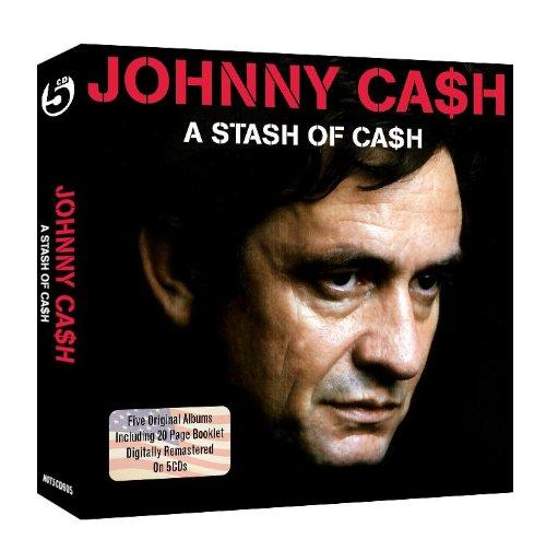 A Stash of Cash.5 Org Lps - Johnny Cash - Musik - NOT NOW - 5060143499050 - 22. februar 2011