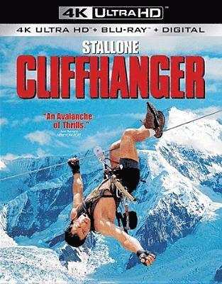 Cliffhanger - Cliffhanger - Film - Ctr - 0043396529052 - 15/1-2019