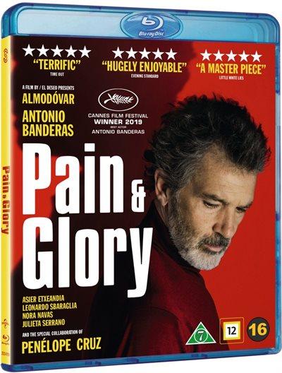 Pain and Glory / Smerte og ære -  - Film -  - 5706169003054 - February 13, 2020