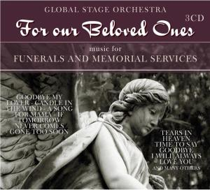 For Our Beloved Ones - CD - Global Stage Orchestra - Musik - DELUXE - 8712177060054 - 15/5-2012