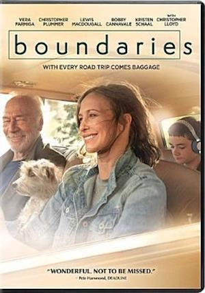 Boundaries - Boundaries - Film -  - 0043396543058 - 16/10-2018