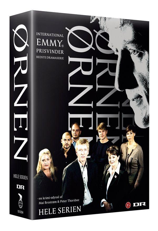 Ørnen Komplet DVD Boks (24 Episoder) - Ørnen - Komplet - Film -  - 5708758687058 - 2018