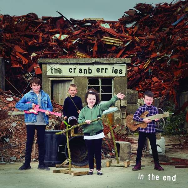 In the End (CD Deluxe) - The Cranberries - Musik - BMG Rights Management LLC - 4050538469059 - April 26, 2019